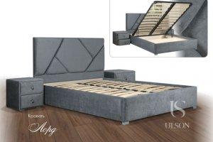 Кровать Лорд - Мебельная фабрика «Улсон»