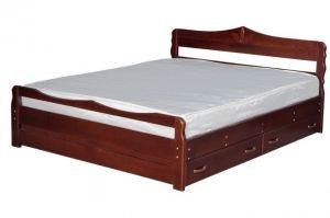 Кровать Лотос - Мебельная фабрика «Алекс-мебель»