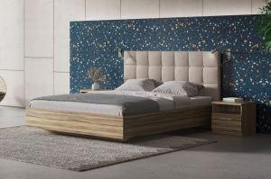 Кровать Luiza ясень ориноко - Мебельная фабрика «СОНУМ»