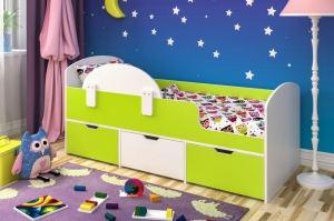 Кровать Малыш Мини - Мебельная фабрика «ЯРОФФ»