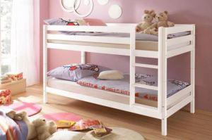 Кровать Малютка двухъярусная (разборная) - Мебельная фабрика «МЭБЕЛИ»