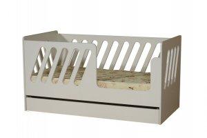 Кровать Манеж с ящиком с/м 800х1600 - Мебельная фабрика «Крокус»