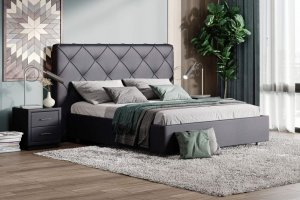 Кровать Manhattan - Мебельная фабрика «СОНУМ»