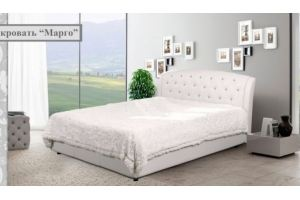 Кровать Марго - Мебельная фабрика «Ювента»