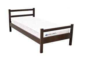 Кровать Маша из массива березы - Мебельная фабрика «Коралл»