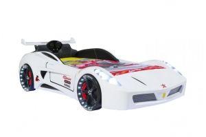 Кровать машина Ferrari QX - Мебельная фабрика «GRIFON»