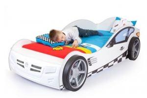 Кровать машина Formula - Мебельная фабрика «ABC King»