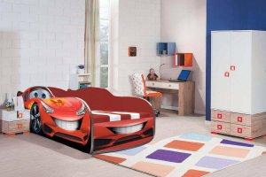 Кровать-машина Формула Лайт 4.0 - Мебельная фабрика «МК Массмебель»