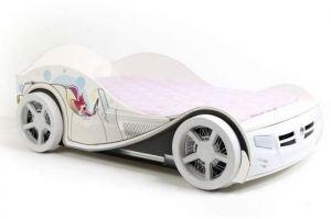 Кровать машина Molly - Мебельная фабрика «ABC King»