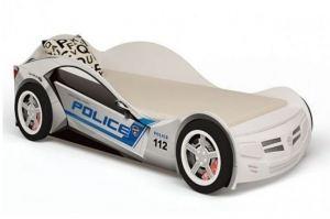 Кровать машина Police - Мебельная фабрика «ABC King»