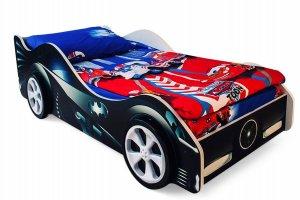 Кровать-машинка Бэтмобиль - Мебельная фабрика «Бельмарко»