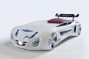 Кровать-машинка CONCEPT CAR - Мебельная фабрика «GRIFON»