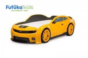 Кровать-машинка EVO Camaro - Мебельная фабрика «Футука Кидс»