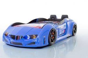 Кровать-машинка Кровать BMW М7 - Мебельная фабрика «GRIFON»