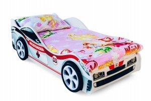 Кровать-машинка Медпомощь - Мебельная фабрика «Бельмарко»