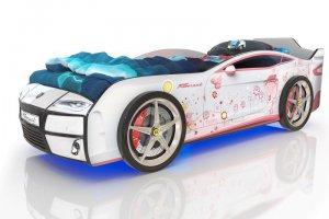 Кровать-машинка Romack Kiddy - Мебельная фабрика «Romack Möbel»