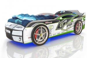 Кровать-машинка Romack Kiddy Спорт - Мебельная фабрика «Romack Möbel»
