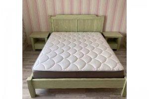 Кровать массив - Мебельная фабрика «Массив»