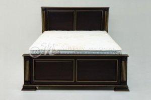 Кровать массив сосны Кент - Мебельная фабрика «ШиковМебель»