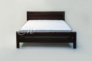 Кровать массив сосны Нега - Мебельная фабрика «ШиковМебель»