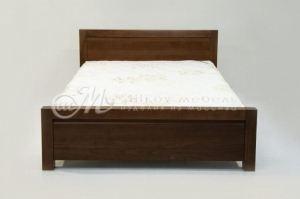 Кровать массив сосны Орландо - Мебельная фабрика «ШиковМебель»