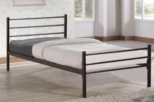 Кровать металлическая - 4 - Мебельная фабрика «Алина-мебель»