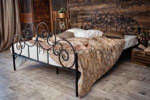Кровать металлическая Афина 2 - Мебельная фабрика «Francesco Rossi»