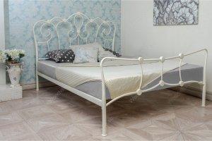 Кровать металлическая Agata 1573 - Импортёр мебели «Woodville»