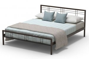 Кровать металлическая Данди - Мебельная фабрика «Гайвамебель»