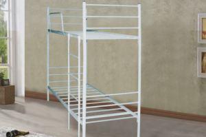 Кровать металлическая - двухъярусная - Мебельная фабрика «Алина-мебель»