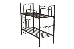 Кровать металлическая двухъярусная Маугли - Мебельная фабрика «Поллет»