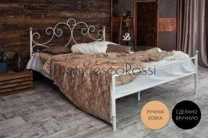 Кровать металлическая Флоренция 1 - Мебельная фабрика «Francesco Rossi»
