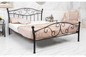 Кровать металлическая Gold 1438 - Импортёр мебели «Woodville»