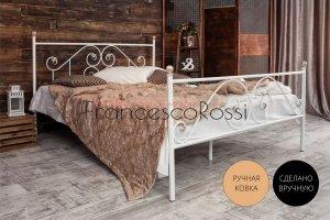 Кровать металлическая Камелия 2 - Мебельная фабрика «Francesco Rossi»