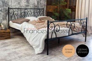 Кровать металлическая Лацио 2 - Мебельная фабрика «Francesco Rossi»