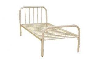 Кровать металлическая Прима-2с - Мебельная фабрика «Поллет»