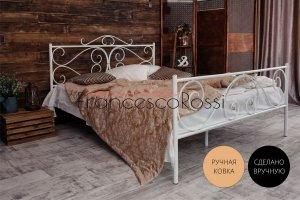 Кровать металлическая Валенсия 2 - Мебельная фабрика «Francesco Rossi»