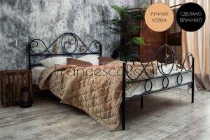 Кровать металлическая Венеция 2 - Мебельная фабрика «Francesco Rossi»