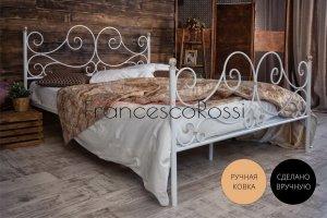 Кровать металлическая Верона 2 - Мебельная фабрика «Francesco Rossi»