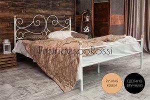 Кровать металлическая Верона 1 - Мебельная фабрика «Francesco Rossi»