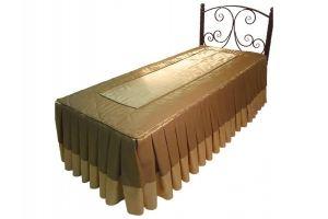 Кровать металлическая Юлия-1 - Мебельная фабрика «Металл конструкция»