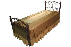 Кровать металлическая Юлия-2 - Мебельная фабрика «Металл конструкция»