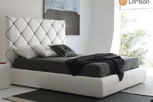 Кровать Милан - Мебельная фабрика «DiMSon»