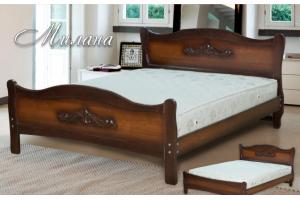 Кровать Милана - Мебельная фабрика «Селена»