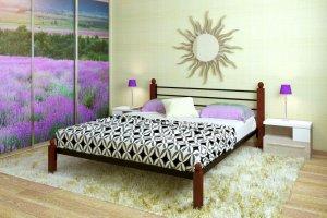 Кровать Милана Lux - Импортёр мебели «Мебвилл»