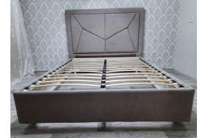 Кровать Милана с подъемным механизмом - Мебельная фабрика «Алга»