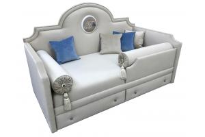 Кровать Милена - Мебельная фабрика «Аккорд»