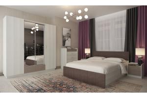 Спальня Милос - Мебельная фабрика «Атлант»