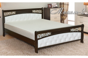 Кровать Мишель-2 - Мебельная фабрика «Селена»