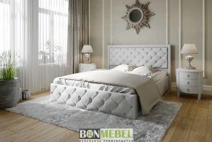 Кровать Мишель - Мебельная фабрика «Бонмебель»